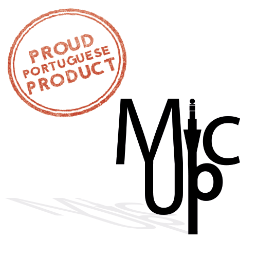 Mic.Up is a Proud Portuguese Product